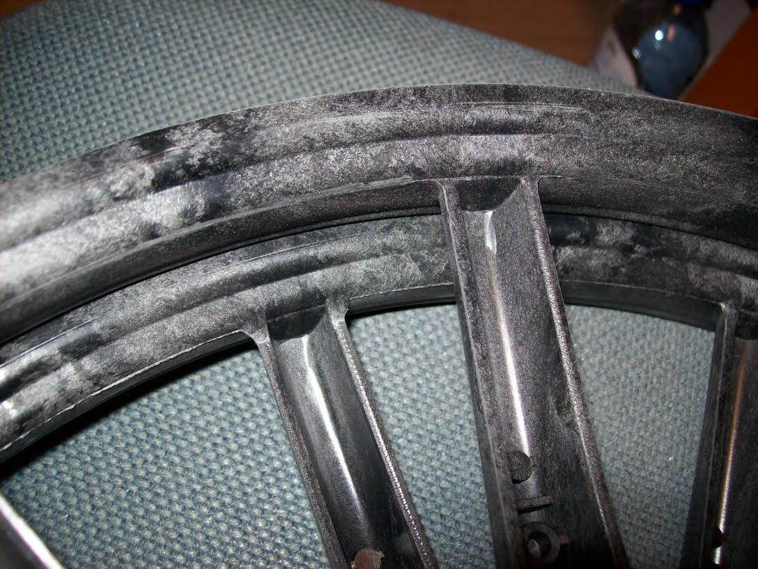 Composite 20 Bicycle Wheel Alligt